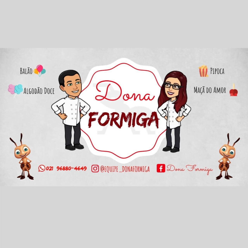 Read more about the article Dona Formiga